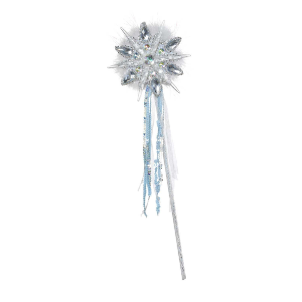 Ice Fairy Snowflake Wand